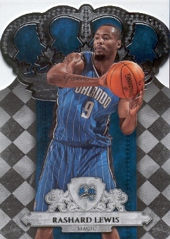 2009-10 Crown Royale #79 Rashard Lewis