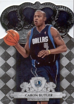 2009-10 Crown Royale #82 Caron Butler