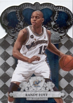 2009-10 Crown Royale #83 Randy Foye