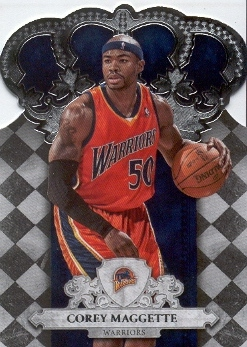 2009-10 Crown Royale #84 Corey Maggette