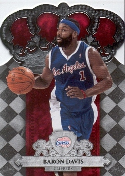 2009-10 Crown Royale #88 Baron Davis