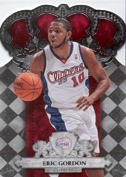 2009-10 Crown Royale #90 Eric Gordon