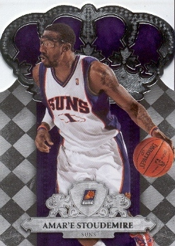 2009-10 Crown Royale #95 Amare Stoudemire