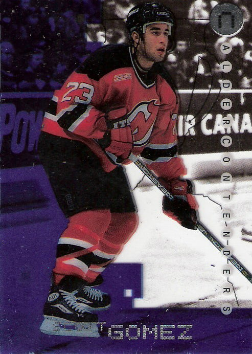 1999-00 BAP Millennium Calder Candidates Sapphire #C6 Scott Gomez