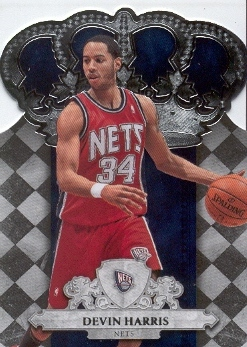 2009-10 Crown Royale #6 Devin Harris