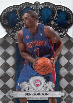 2009-10 Crown Royale #41 Ben Gordon