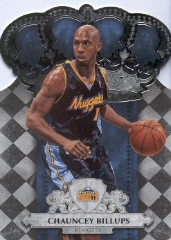 2009-10 Crown Royale #52 Chauncey Billups