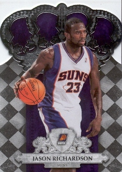2009-10 Crown Royale #96 Jason Richardson
