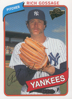 2003 Topps All-Time Fan Favorites #64 Rich Gossage