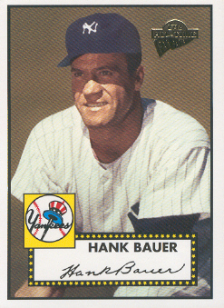 2003 Topps All-Time Fan Favorites #122 Hank Bauer