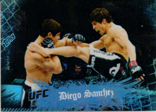 2010 Topps UFC Main Event #3 Diego Sanchez