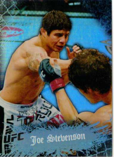 2010 Topps UFC Main Event #4 Joe Stevenson