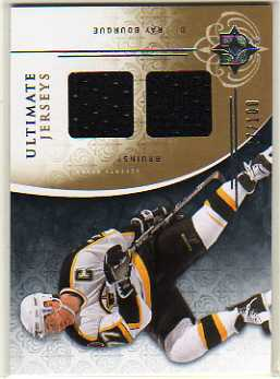 2009-10 Ultimate Collection Ultimate Jerseys #UJRB Ray Bourque