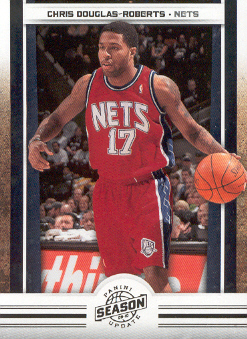 2009-10 Panini Season Update #30 Chris Douglas-Roberts