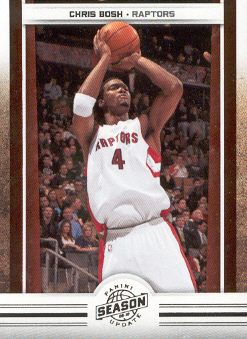 2009-10 Panini Season Update #42 Chris Bosh
