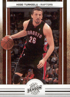 2009-10 Panini Season Update #45 Hedo Turkoglu