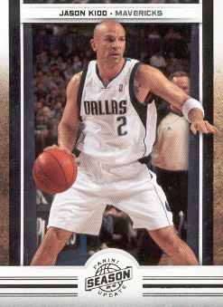 2009-10 Panini Season Update #47 Jason Kidd