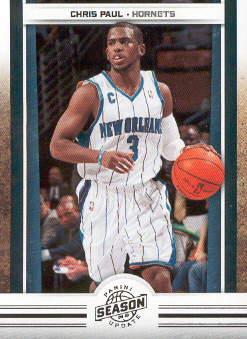 2009-10 Panini Season Update #66 Chris Paul