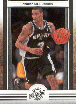 2009-10 Panini Season Update #71 George Hill