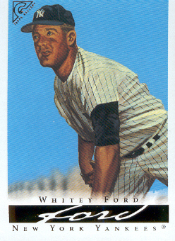 2003 Topps Gallery HOF #44 Whitey Ford Day