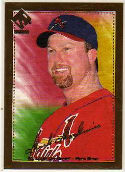 2000 Private Stock Gold Portraits #120 Mark McGwire
