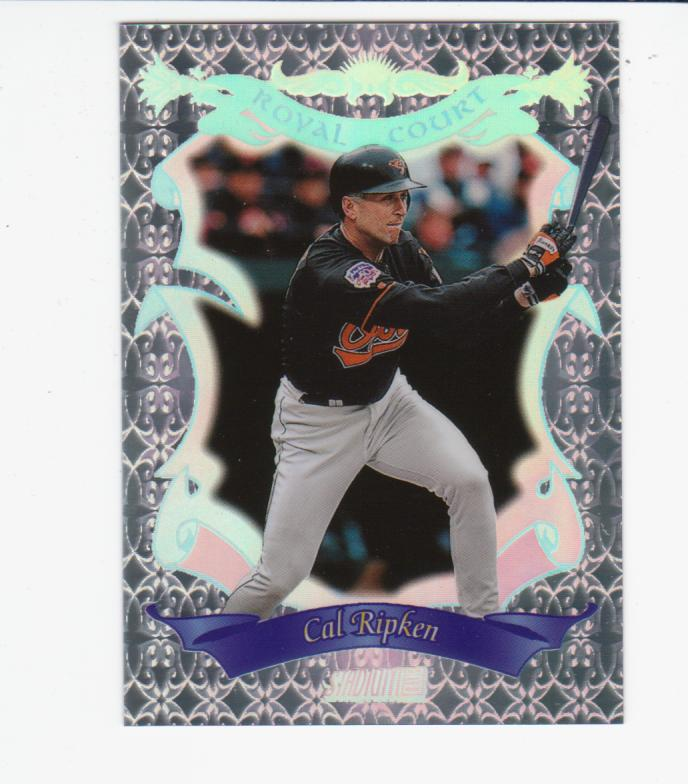 1998 Stadium Club Royal Court #RC6 Cal Ripken front image