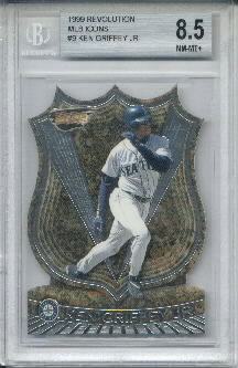 1999 Revolution MLB Icons #9 Ken Griffey Jr.
