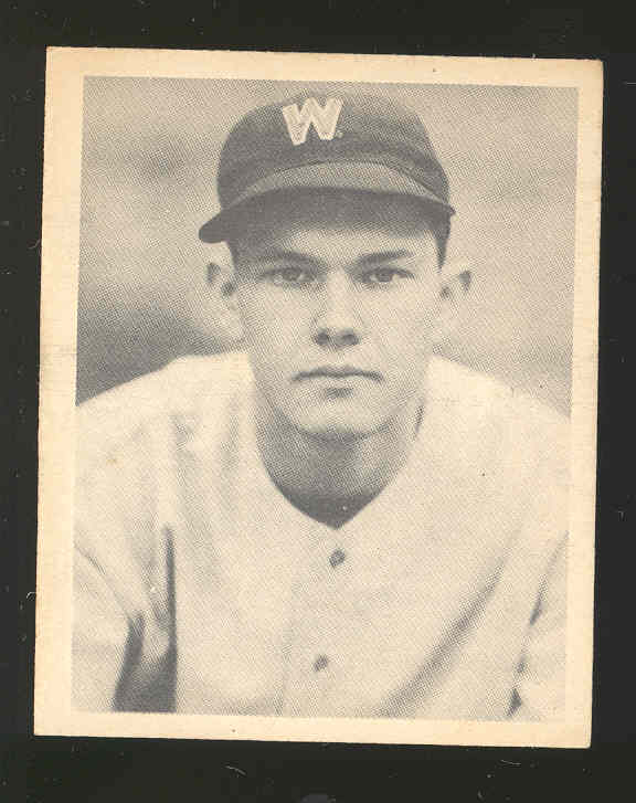 1940 Play Ball #142 George Kelly RC front image