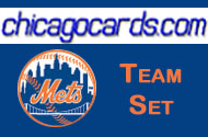 2010 Topps Chrome New York Mets 11-card Team Set RC Ike Davis Jerry Mejia Tejada Takahashi