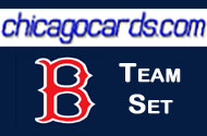 2010 Topps Chrome Boston Red Sox 10-Card Team Set Pedroia Ellsbury Youkilis Ortiz