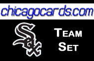 2010 Topps Chrome Chicago White Sox 8-Card Team Set Sergio Santos RC Ramirez Quentin Buehrle