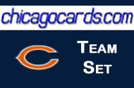 Chicago Bears 2010 Topps Chrome 6-Card Team Set w/ Wright LeFevour RC Cutler Forte Urlacher