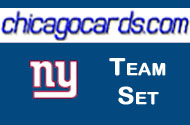 New York Giants 2010 Topps Chrome 7-Card Team Set w/ Dillard Pierre-Paul RC Manning