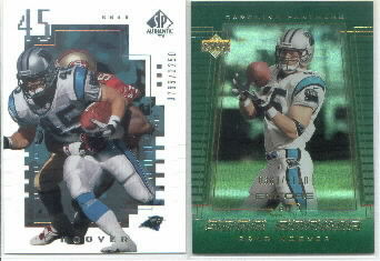 2000 Upper Deck Encore #271 Brad Hoover RC Serial #'d/2000