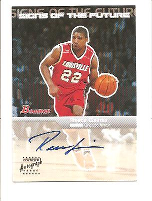 2003-04 Bowman Signs of the Future #RG Reece Gaines