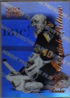1996-97 Select Certified Mirror Blue #108 Patrick Lalime