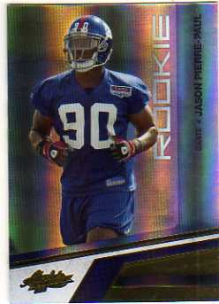 2010 Absolute Memorabilia #142 Jason Pierre-Paul RC