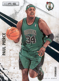 2010-11 Rookies and Stars #2 Paul Pierce
