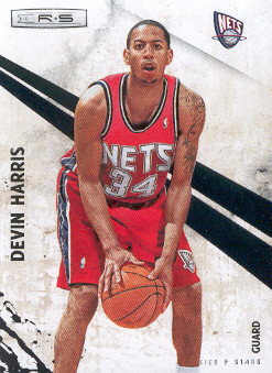2010-11 Rookies and Stars #6 Devin Harris