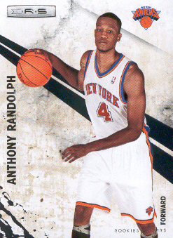 2010-11 Rookies and Stars #9 Anthony Randolph