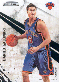 2010-11 Rookies and Stars #10 Danilo Gallinari