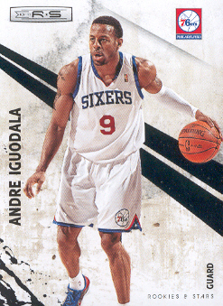 2010-11 Rookies and Stars #11 Andre Iguodala