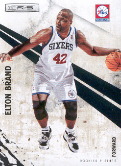 2010-11 Rookies and Stars #12 Elton Brand