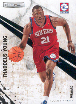 2010-11 Rookies and Stars #13 Thaddeus Young