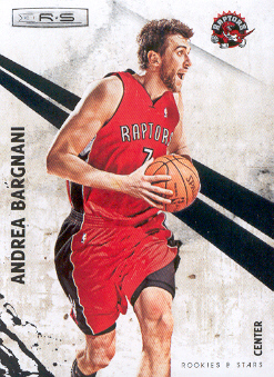 2010-11 Rookies and Stars #14 Andrea Bargnani