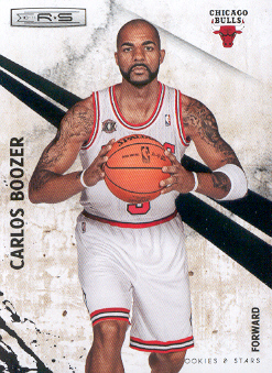 2010-11 Rookies and Stars #17 Carlos Boozer