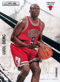 2010-11 Rookies and Stars #20 Luol Deng