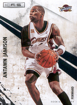 2010-11 Rookies and Stars #21 Antawn Jamison