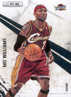 2010-11 Rookies and Stars #22 Mo Williams