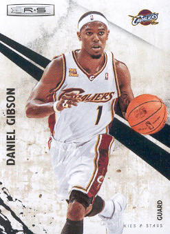 2010-11 Rookies and Stars #23 Daniel Gibson